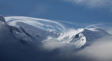 Evasion-Mont Blanc